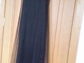 Parduodama juoda vakarinė suknelė