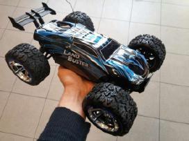 Mašinėlė su valdymo pultu Rc modeliai