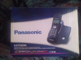 Panasonic Kx-tcd200 bewielis telefonas