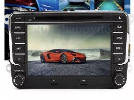 Nauja 2 din multimedia navigacija dvd bluetooth