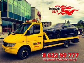 Technine pagalba - Tralas Vilniuje 20€