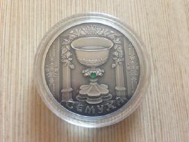 """20 Rublių sidabrinė kolekcinė moneta """"Seomukha"""""""