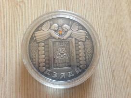 """20 Rublių sidabrinė kolekcinė moneta """"Dziady"""" 2008"""
