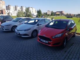 Automobiliu nuoma Kaunas, Ford Fiesta