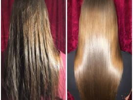 Cocochoco keratinas_galia tavo plaukams - nuotraukos Nr. 14