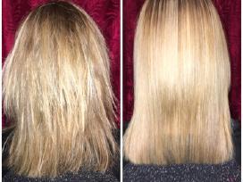 Cocochoco keratinas_galia tavo plaukams - nuotraukos Nr. 15