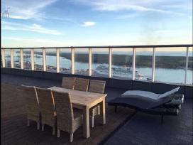 Panoraminis butas su vaizdu į jurą 25 aukste