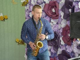 Saksofonininkas Danielius