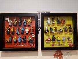Lego Minifigurėlių 15,16 serijų Rėmeliai