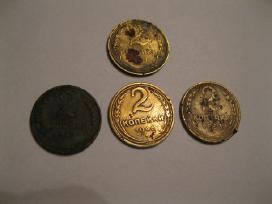 CCCP moneta. .zr. foto. Originalas Is Kolekcijos