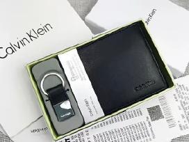 Vyriška Calvin Klein Odine Pinigine + Pakabukas +