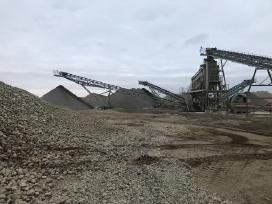Žvyras smėlis skalda juodžemis 1-18m3 - nuotraukos Nr. 2