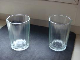Tarybinės 100 gr. stiklinės
