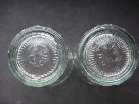 Tarybinės 100 gr. stiklinės - nuotraukos Nr. 3