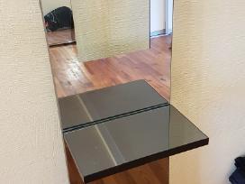 """""""Junghans"""" veidrodinis laikrodis - nuotraukos Nr. 3"""