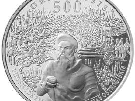 50 Litų Moneta, Skirta Oršos Mūšio 500 Metų Sukakč