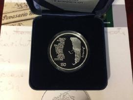 50 Litų Moneta, Skirta Maironio (Jono Mačiulio) 15