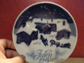 Norvegijos Porsgrunds - Kalėdos - nuotraukos Nr. 2
