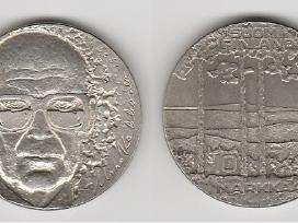 Suomija 10mark. ir 100mark. nuo 1970 iki 2001m. - nuotraukos Nr. 2
