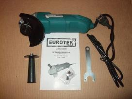 Elektriniai Gręžtuvai(drelės) Eurotek- Super kaina - nuotraukos Nr. 5