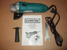 Elektriniai Gręžtuvai (Drelės) Eurotek–super kaina - nuotraukos Nr. 3