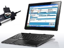 Autocom cdp pro + įdiegimas, garantija, sask. F.