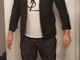 Vyriskas svarkas Tailor V. S/m dydzio juodas form