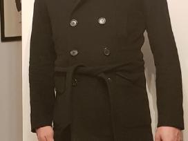 Originalus Hugo boss juodas paltas S/m dydzio - nuotraukos Nr. 2
