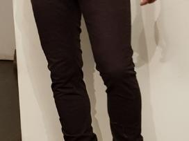 Vyriskos juodos kelnes H&m M dydis
