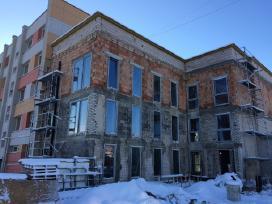 Statyba ir rekonstrukcija