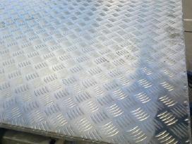 Aliuminio, žalvario,vario,nerud.pl. lakštai.bronza - nuotraukos Nr. 5