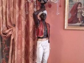 Aladino-lempa- Statula ! - nuotraukos Nr. 2