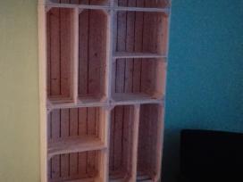 Medinės dėžes - nuotraukos Nr. 9