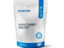 Myprotein Isolate 40€, Whey Tik 32€ Ispardavimas