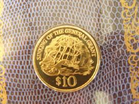 Naujoji Zelandija proginiai 10 dol.