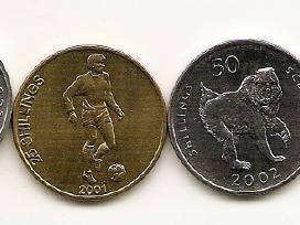 Somalio monetu rinkinukas