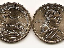 Jav dollar 2017 P ar D Sequoyah