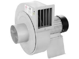 Naujas 3,8 kw ventiliatorius