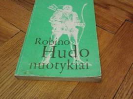 Robino Hudo nuotykiai - H. Pailas