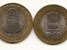 Indijos progines monetos