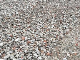 Smulkinto betono skalda