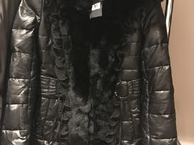 Naujas žieminis paltukas