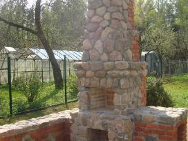 Viliaus lauko židiniai, akmens mūro darbai - nuotraukos Nr. 7