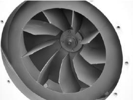 Nauji 4 kw pramoniniai ventiliatoriai