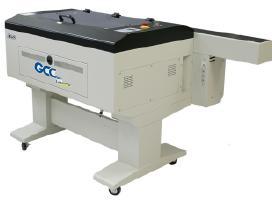 Pjaustymo ir graviravimo Lazeris Gcc X380