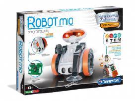 Naujiena! Clementoni programuojami robotai