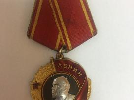 Parduodu Lenino ordina ,originalas