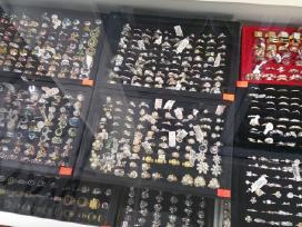 Siūlau daug visokių žiedų kainos nuo 5 iki 15 eurų