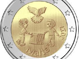 """Malta 2 euro 2017 Children and Solidarity """"Peace"""""""