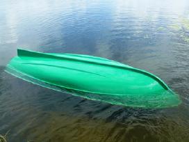 Didelė stabili plastikinė valtis Šamas 420